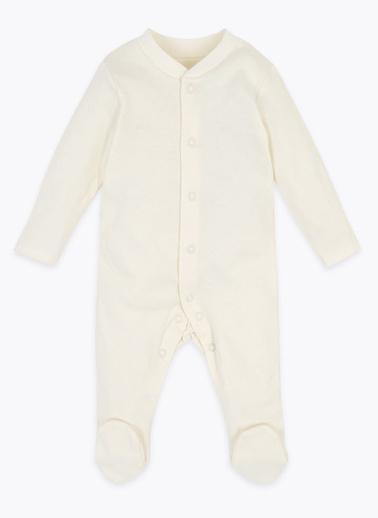 Marks & Spencer Bebek Seti Beyaz